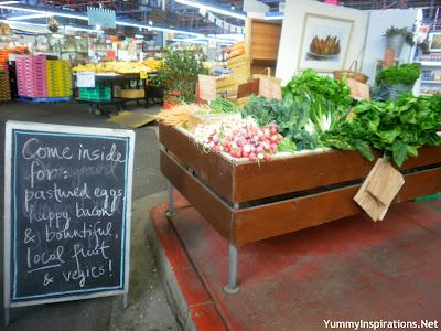 Prahran Market Melbourne