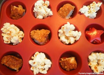 Honey Chicken Nuggets Recipe