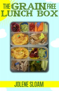 Grain Free Lunch Box Cover