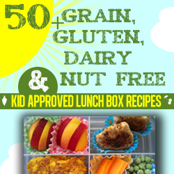 The Grain Free Lunch Box