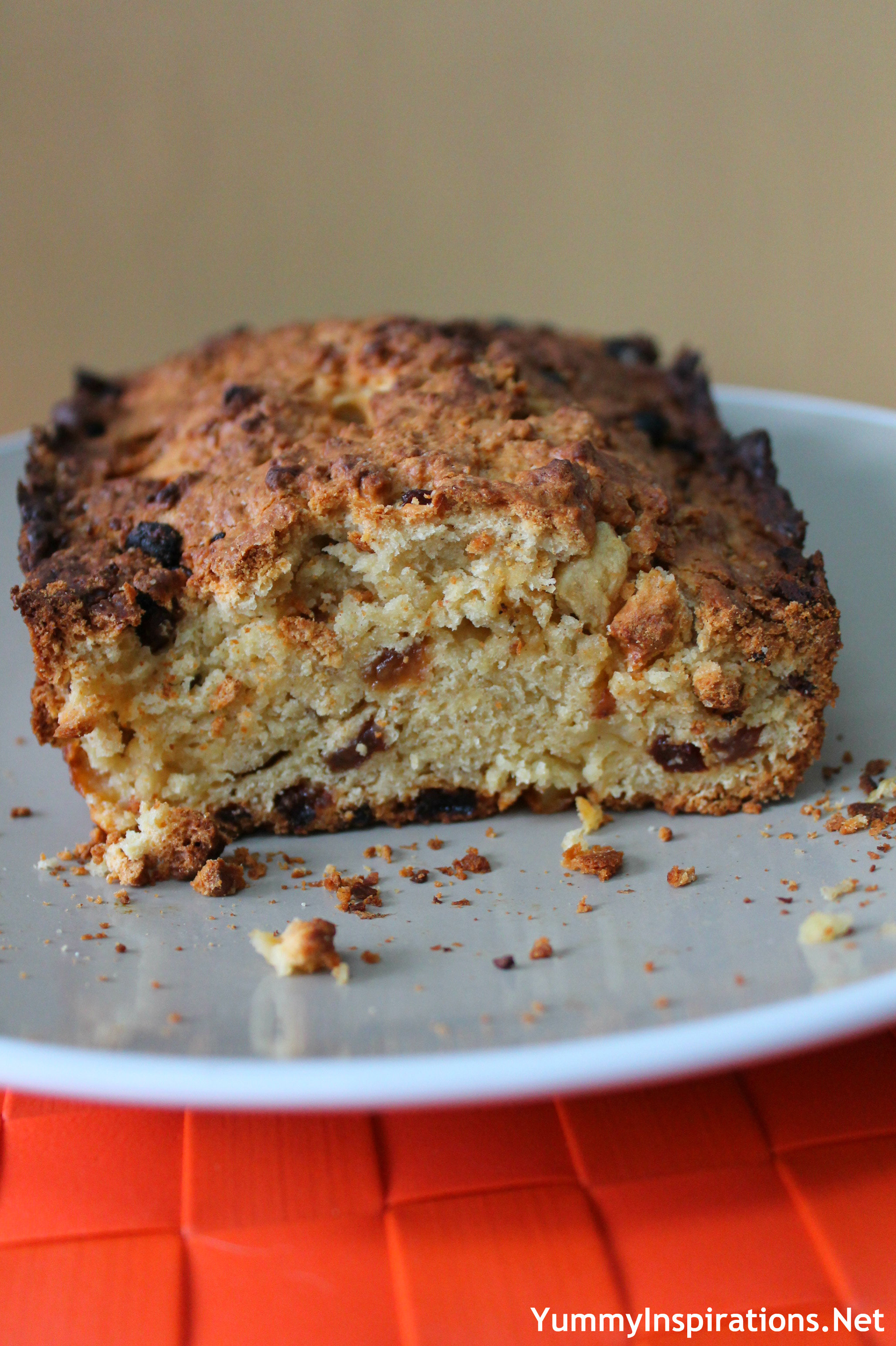 Apple And Sultana Loaf Yummy Inspirations