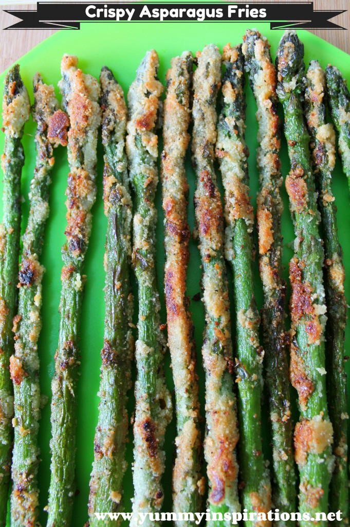 Crispy Asparagus Fries Recipe
