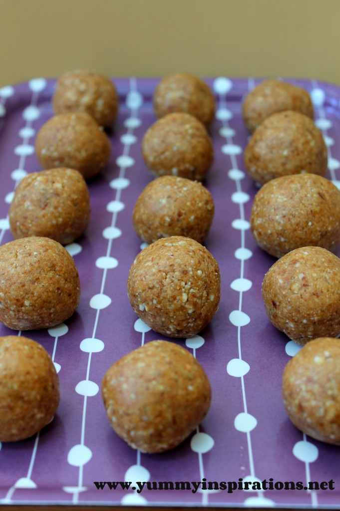 The kids went CRAZY for these Raw Cashew Butter Balls and I'm ...