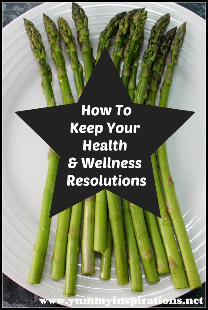 10 Ways To Keep Your Health & Wellness New Years Resolutions In 2014