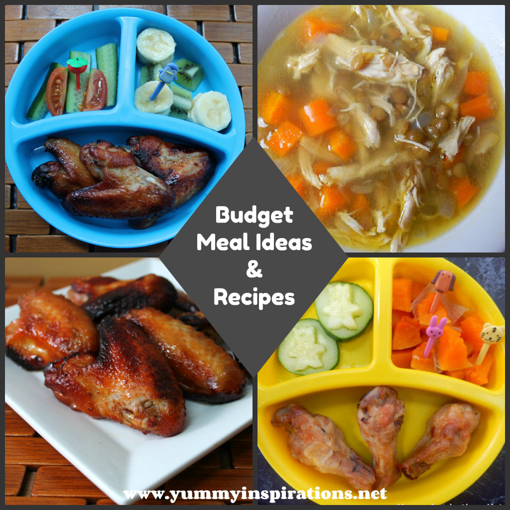 Budget meals planning guide budget meal ideas and recipes forumfinder Gallery