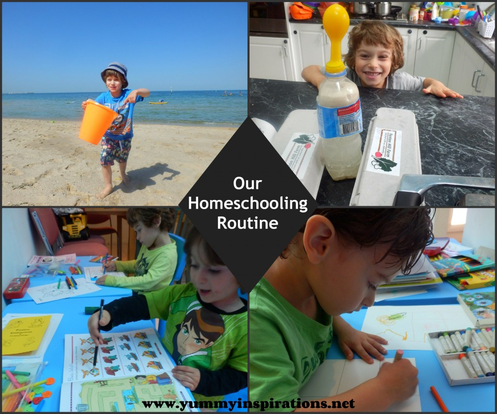 Our Homeschooling Routine