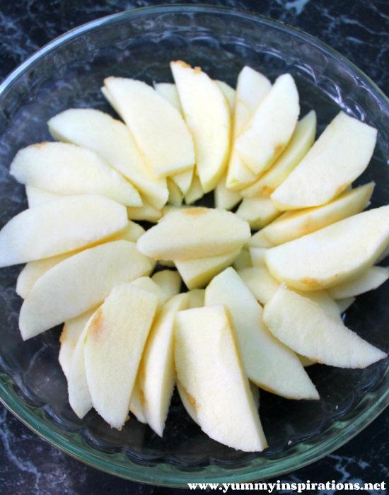 Apple & Walnut Crumble - Grain Free, Paleo, GAPS Diet