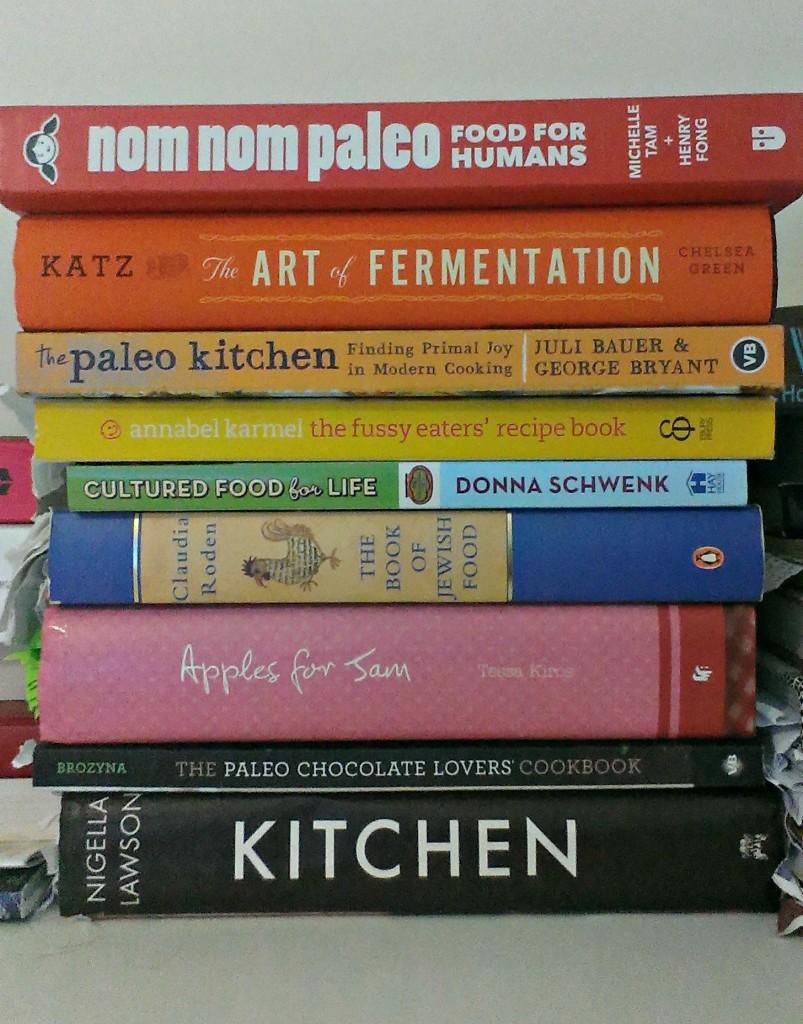 Rainbow Of Cookbooks
