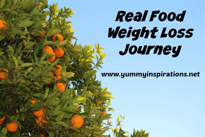 Becoming Accountable – Real Food Weight Loss Journey