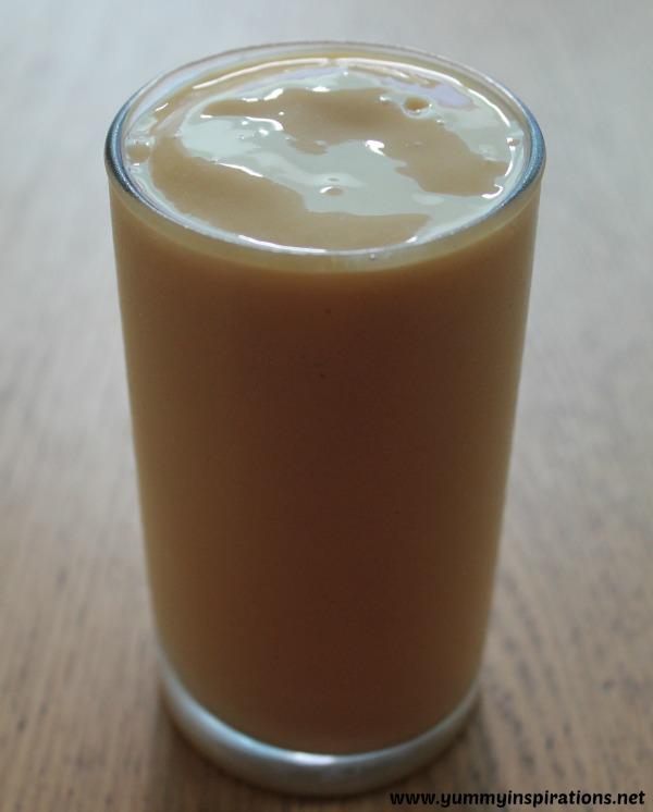 Dairy Free Mango Lassi