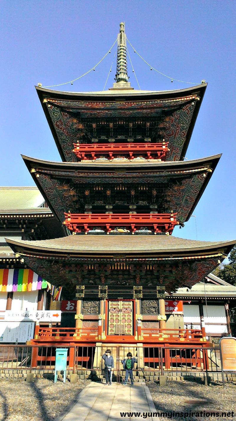 Naritasan Shinshoji Temple - Tokyo, Japan
