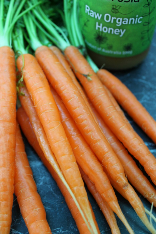 dutch carrots how to cook