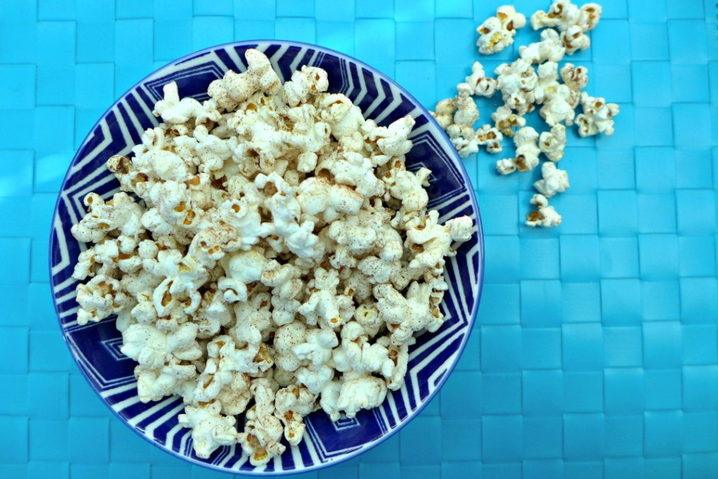 Cinnamon Popcorn Recipe