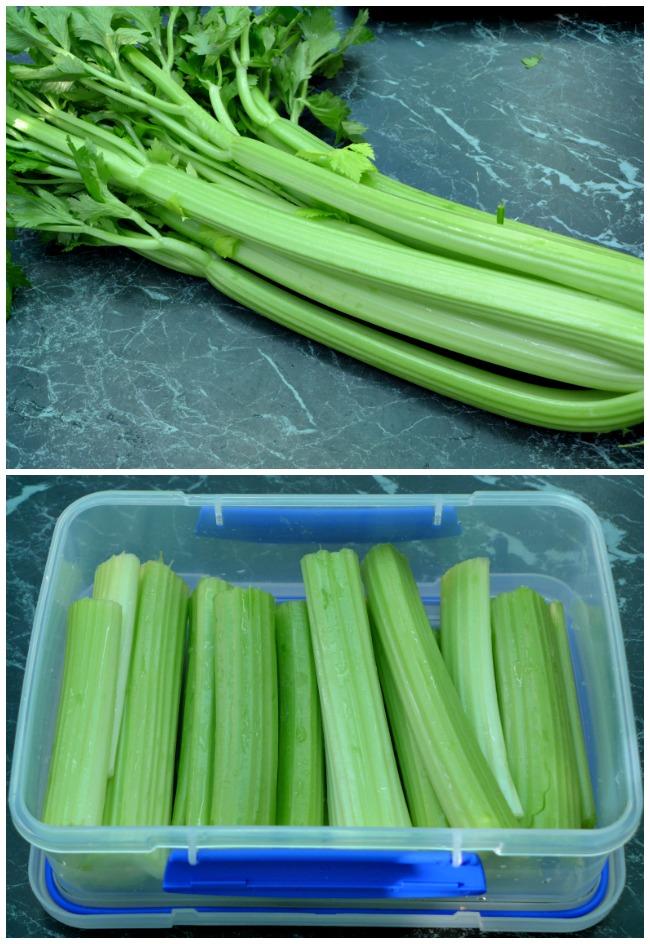 Healthy Meal Prep Ideas - Veggie Prep