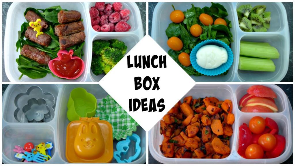 10 Sandwich Free Lunch Box Ideas