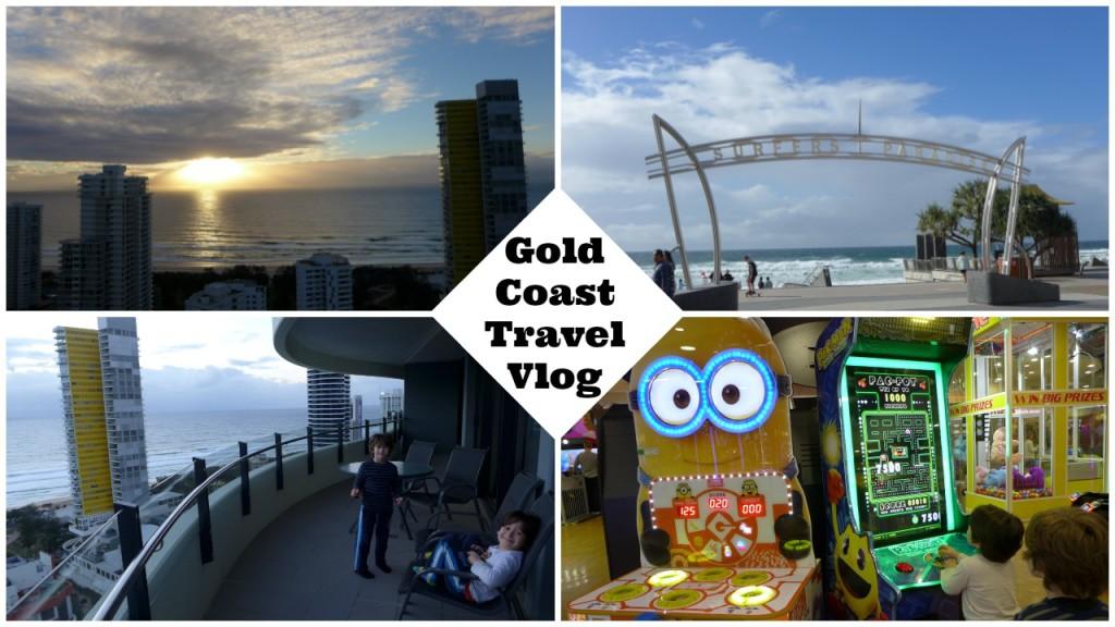 Gold Coast Family Holiday