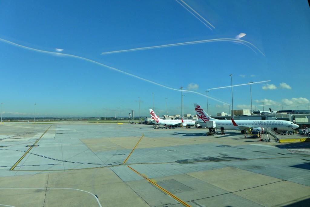Virgin Australia Lounge Melbourne Airport