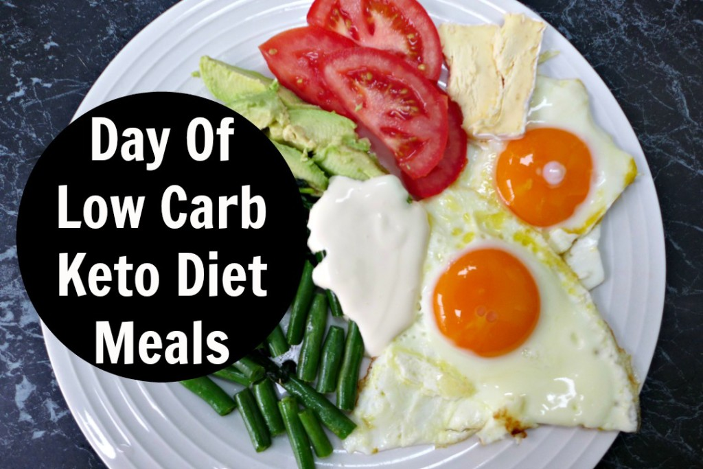 Day of Low Carb Eating – What I Eat In A Day (1st Day on Keto)
