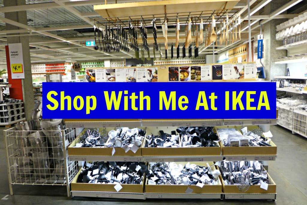 IKEA Food & Kitchenware - Shop With Me Video
