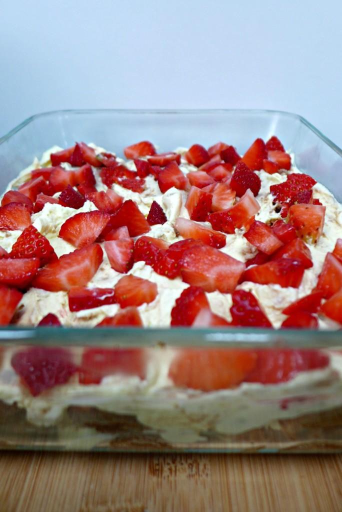 Strawberry Tiramisu Recipe
