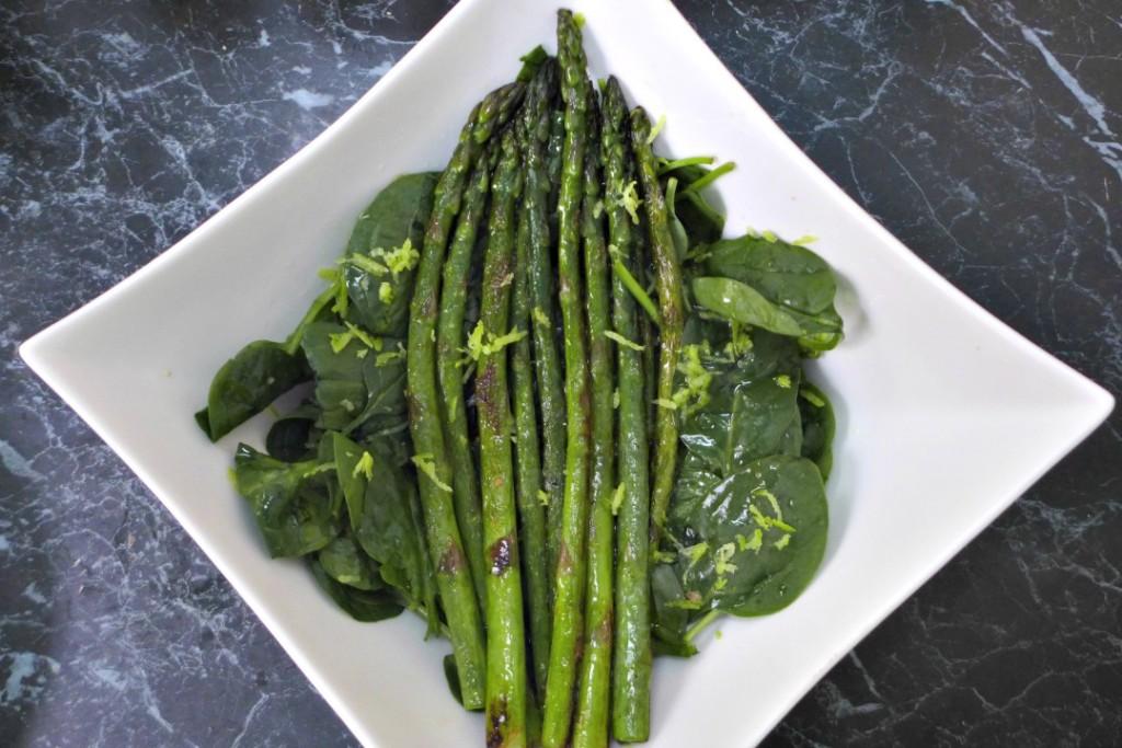 Lemon and Asparagus Salad Recipe