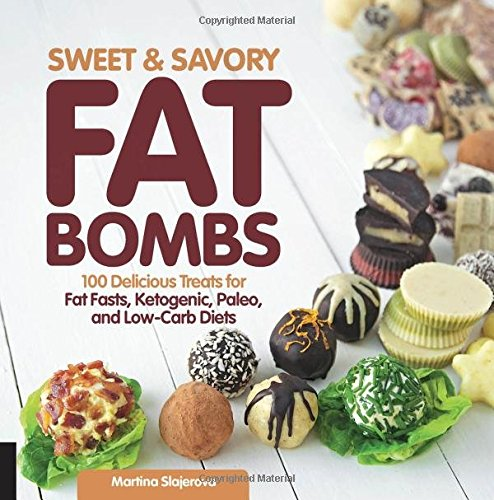 Keto Cookbook - Fat Bombs - http://amzn.to/2e0EmIo