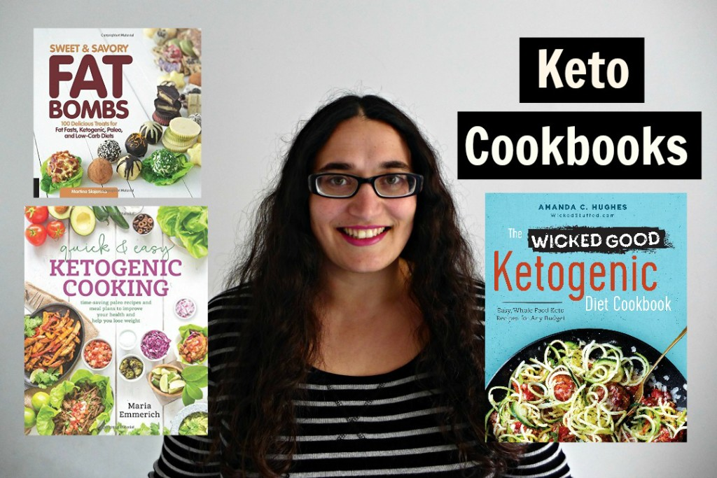 Ketogenic Diet Cookbooks - Reviews + Video