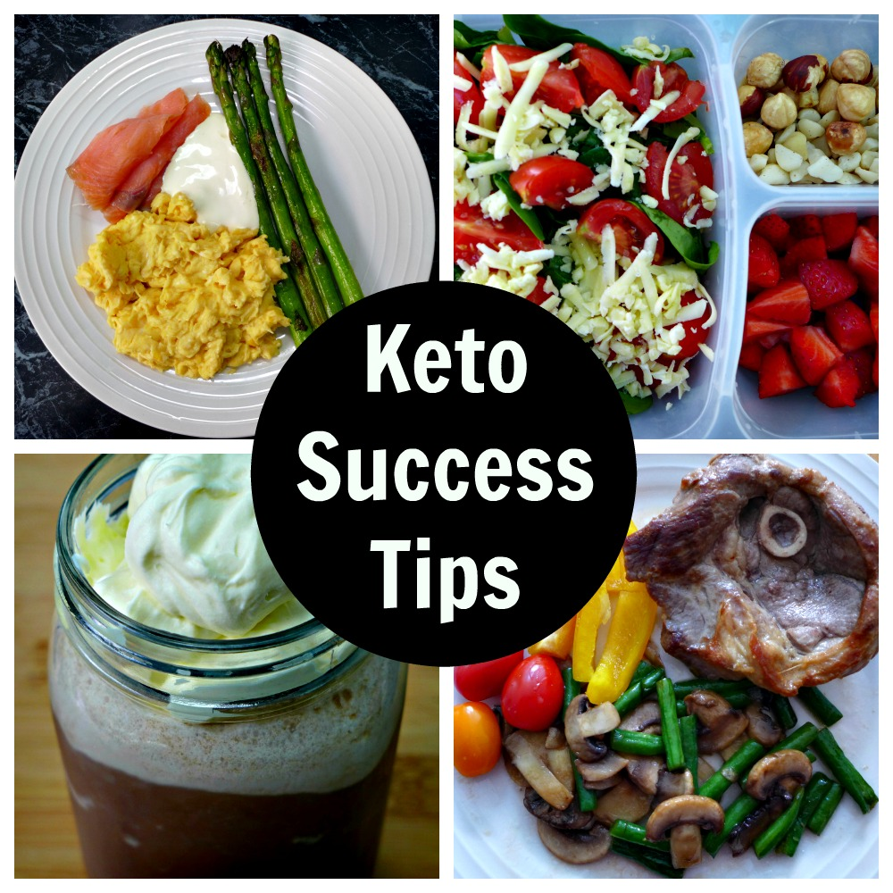 Keto Diet - Guide and Tips to help you plan for Weight Loss Success with the Low Carb High Fat Diet The Ketogenic Diet.