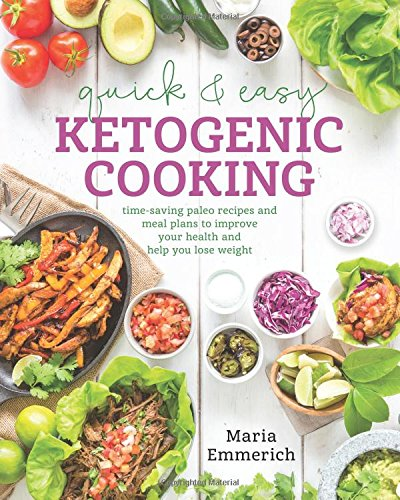 Quick and Easy Ketogenic Cookbook - http://amzn.to/2dBVWXt