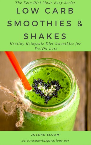 Low Carb Smoothies and Shakes