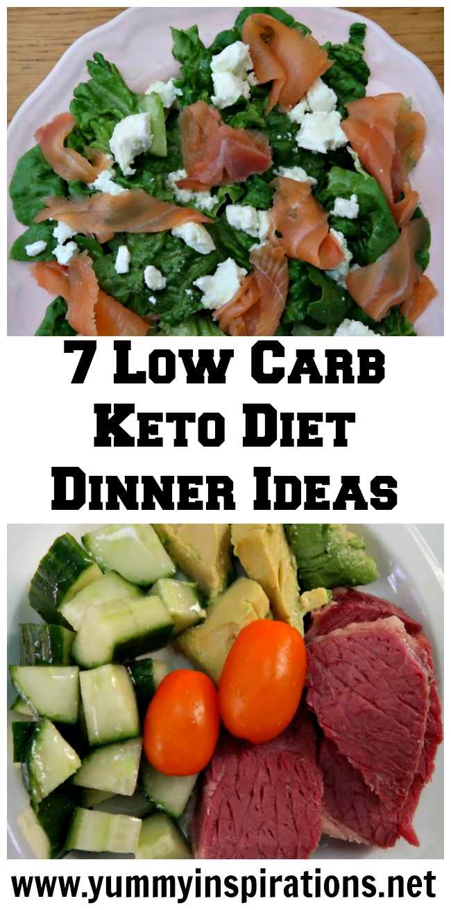 7 keto diet low carb summer dinner recipes ideas for Quick and easy low carb dinner recipes