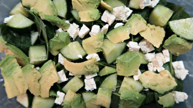 7 Low Carb Salad Ideas - A Week Of Keto Diet Salad Recipes - Big Green Salad