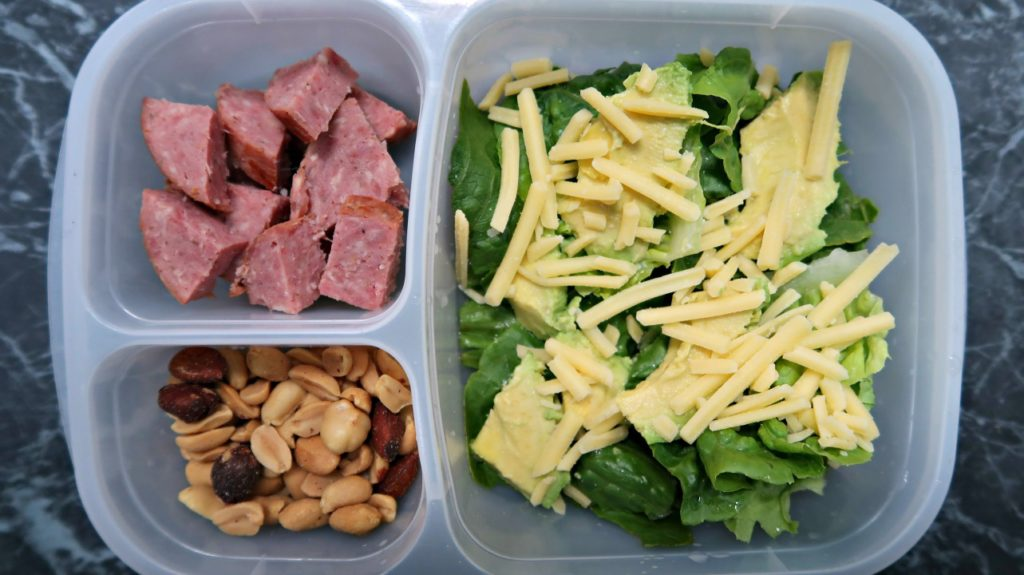 Keto Packed Lunch Ideas