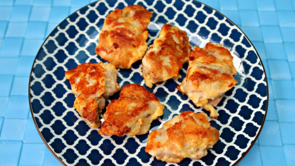 Parmesan Chicken Nuggets – Low Carb, Keto Diet
