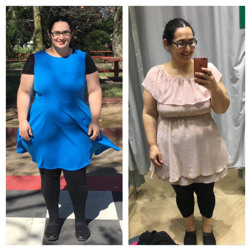 6 Month Weight Loss Transformation - Low Carb, Keto Diet Success - before and after pictures and video of losing weight with the Ketogenic Diet.