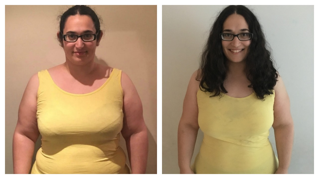 6 Month Weight Loss Transformation - Low Carb, Keto Diet Success
