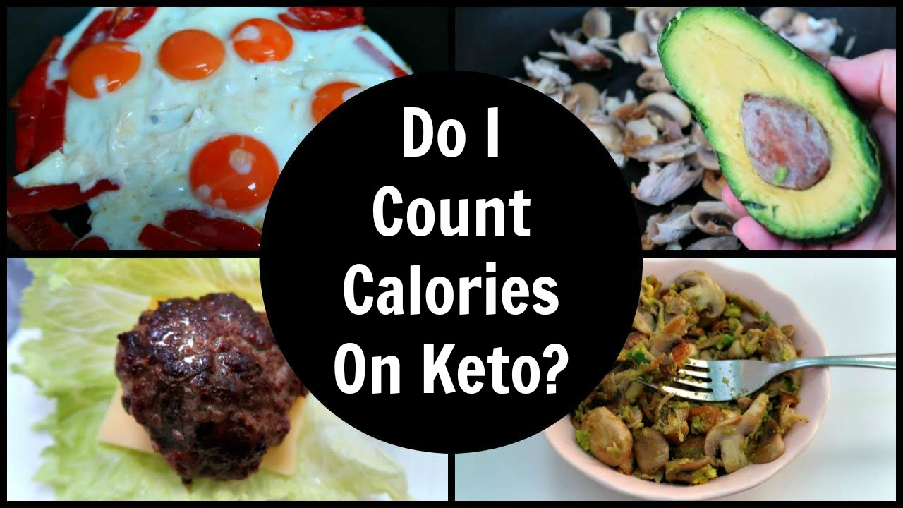 Do I Count Calories On The Ketogenic Diet? Should you? My thoughts and experience of counting calories and macros on the low carb keto diet.