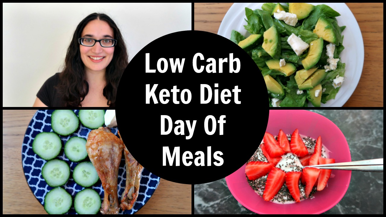 Example Low Carb Day - Full Day Of Keto Diet Eating