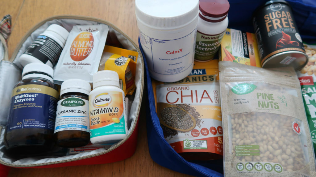 Low Carb Travel Essentials