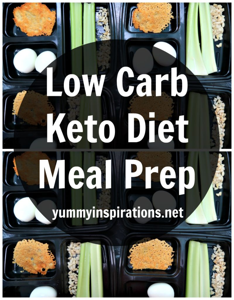 Keto Meal Prep For A Week Archives - Yummy Inspirations