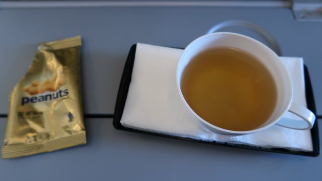 Singapore Airlines Non Carbohydrate Meal - Review with pictures and video