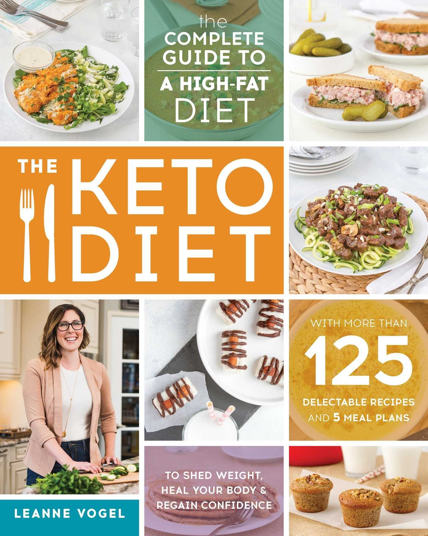 NEW Keto Cookbooks For Your Bookshelf - inspiration for your next Keto Cookbook