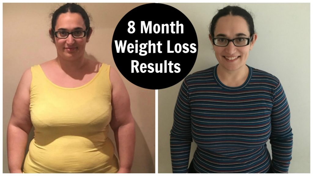 8 Month Keto Weight Loss Update