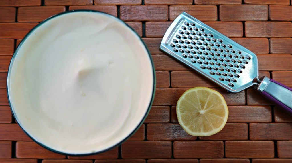 Low Carb Lemon Mousse Recipe