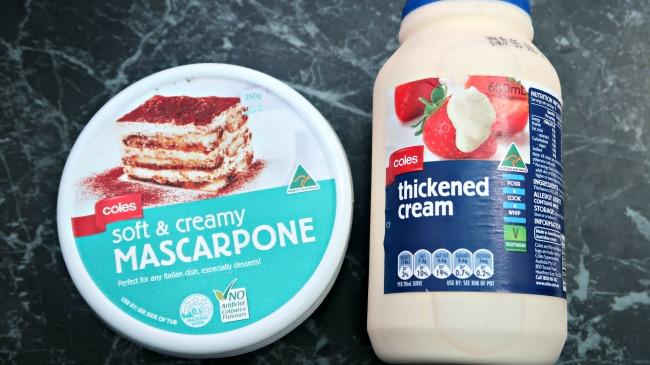 Keto Yogurt Cream